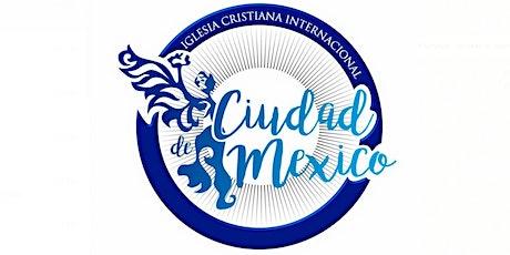 Iglesia Cristiana Internacional entradas
