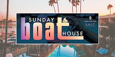 Sunday Boat House tickets