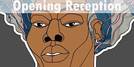 Ajuan Mance Art reception @AAACC tickets