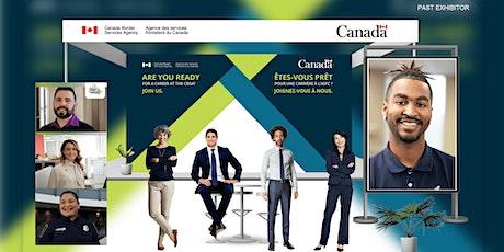 Mississauga Virtual Job Fair - August 19th, 2021 tickets
