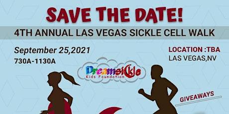 4th Annual Las Vegas Sickle Cell Walk tickets