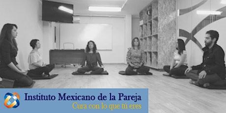 """Sesión Informativa 2021: """"La meditación como herramienta terapéutica"""" entradas"""