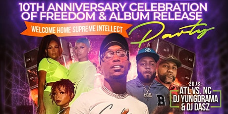 10th  Anniversary Celebration Of Freedom & Album Release Party tickets