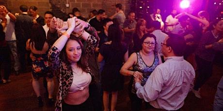 Salsa 3-HR Absolute Beginner Bootcamp Sunday. 08/29 tickets