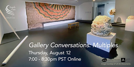 Gallery Conversations: Multiples tickets