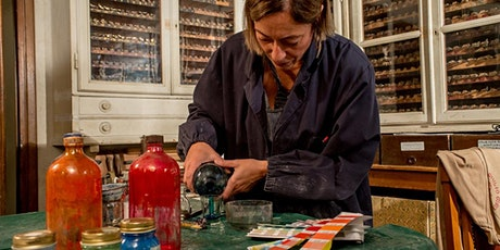 Marbling Demonstration & Workshop with Maria Giannini tickets