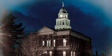 1885 Courthouse Ghost Hunt tickets