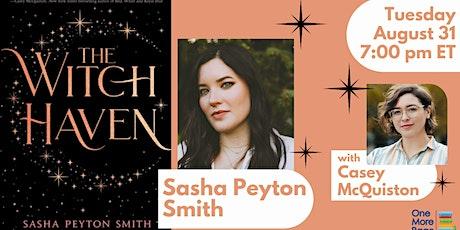 Sasha Peyton Smith  in Conversation with Casey McQuiston tickets