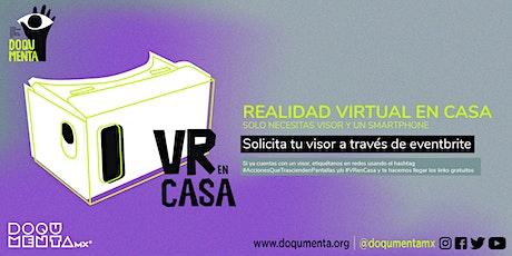 Selección Oficial Realidad Virtual: ¡Disfrútala en casa! tickets
