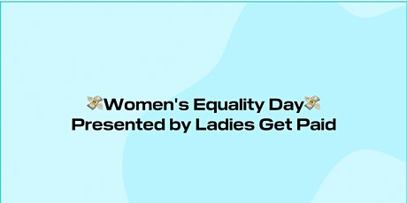 Women's Equality Day 2021 tickets