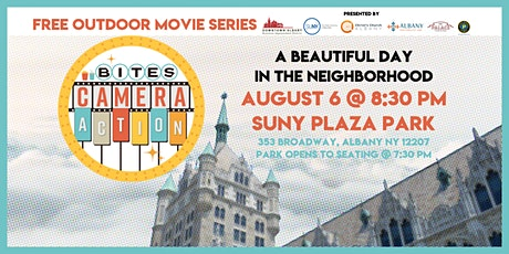 Bites Camera Action: A Beautiful Day in the Neighborhood (rescheduled) tickets