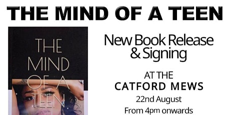 The Mind Of Teen Official Book Signing tickets