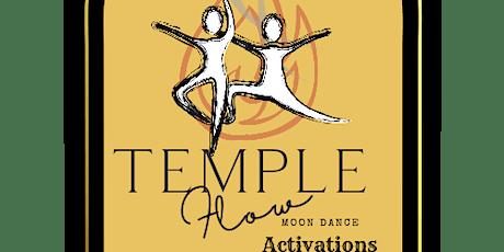 Temple of the Crimson Lotus Temple Flow MoonDance Activations tickets