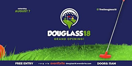 Douglass 18 Mini-Golf [GRAND OPENING] tickets