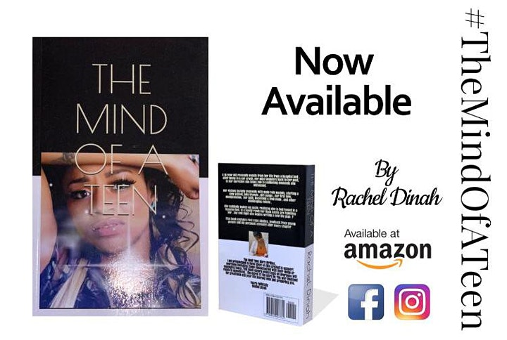The Mind Of Teen Official Book Signing 22nd August 2021 image