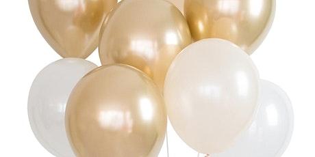Grand Opening, Website Launch POP up shop tickets