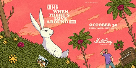 Kiefer tickets