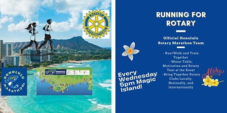 Running For Rotary tickets