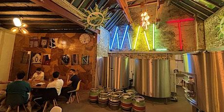 Ride to Heathen Brewery  - A London (=C=L=A=R=I=O=N<) Cycle Club Ride tickets