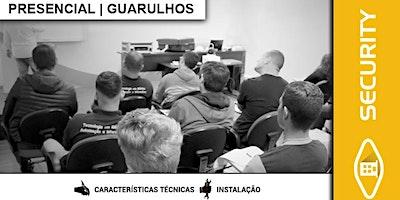 PRESENCIAL|INTELBRAS – TÉCNICO EM CFTV IP