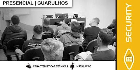 PRESENCIAL|INTELBRAS - TÉCNICO EM CFTV IP ingressos