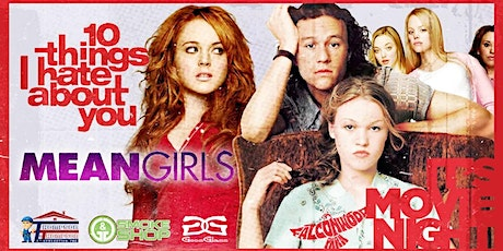 10 Things I Hate About You & Mean Girls Double Feature Drive-in Movie Night tickets