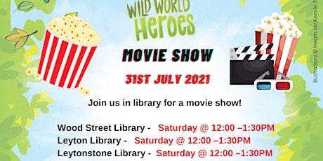 Movie Show (Childrens) tickets