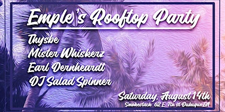 Emple's Rooftop Party tickets