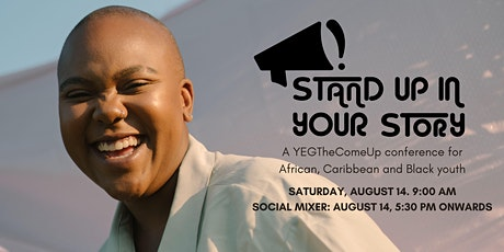 Stand Up In Your Story 2021 Conference tickets