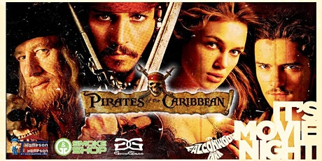 Pirates of the Caribbean Drive-in Movie Night tickets