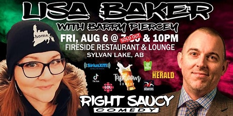 Right Saucy Late Show (ADDED) - With Lisa Baker! tickets