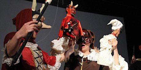 Festival dei teatri d'arte mediterranei - Workshop  Commedia dell'arte biglietti