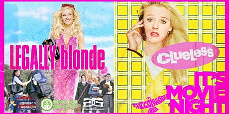 Clueless and Legally Blonde Drive-in Movie Night tickets