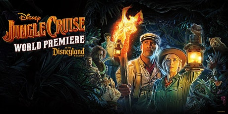 Jungle Cruise entradas