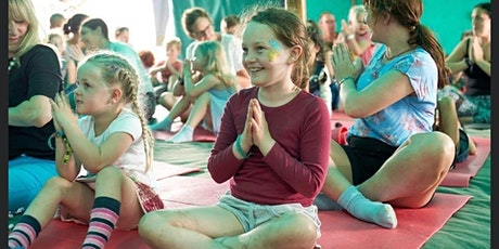 Family Yoga & Mindfulness Workshop tickets