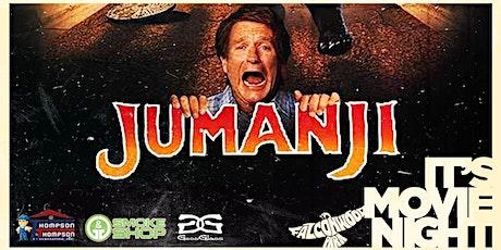 Jumani Drive-in Movie Night tickets