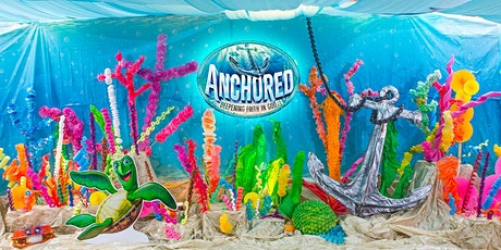 Anchored Vacation Bible School tickets