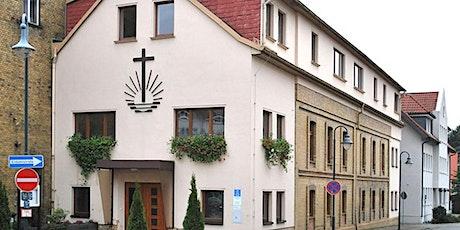 Übertragungsgottesdienst aus Leipzig-Mitte in der Gemeinde Taucha Tickets