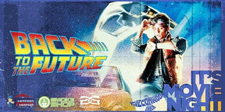 Back To The Future Drive-in Movie Night tickets