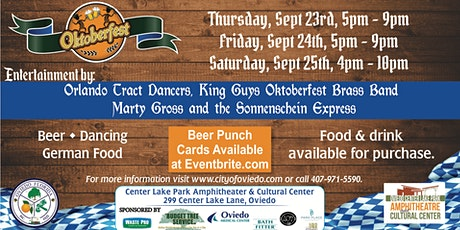 Oviedo Oktoberfest tickets