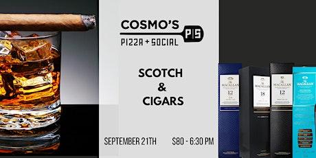 Scotch & Cigars tickets