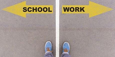 BACK TO SCHOOL – BACK TO WORK! (A multi-agency informational webinar) billets