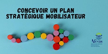 Concevoir un plan stratégique mobilisateur billets