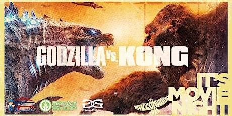 Godzilla Vs Kong Drive-in Movie Night tickets