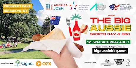 The Big Aussie Sports Day & BBQ tickets
