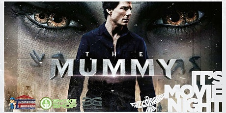 The Mummy Drive-in Movie Night tickets