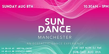 Ecstatic Sun Dance Manchester tickets