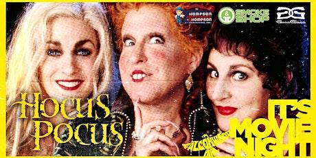 Hocus Pocus Drive-in Movie Night tickets