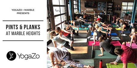 Pints + Planks at Marble Heights tickets