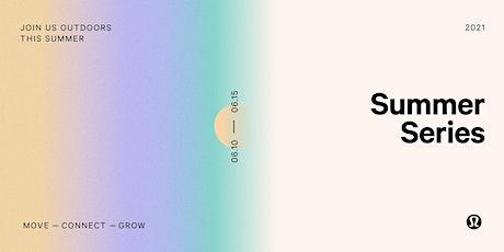 Summer Series: Meet Me On the Dance Flow tickets